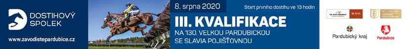 Pardubice srpen 2020